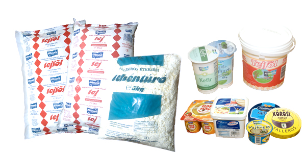 tej és tejtermék 2 nagykereskedés Nyíregyháza
