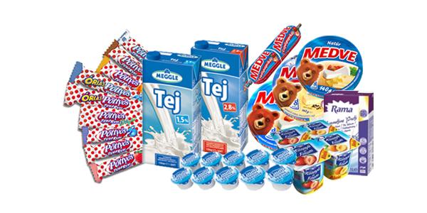 tej és tejtermék nagykereskedés Nyíregyháza